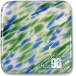"Spirit/623-76SF Crystal Opal/Green/Blue ""Seattle"" (S)"